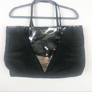 Victoria's Secret | Black Shimmer Tote